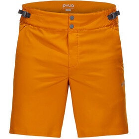 PYUA Bolt-Y S Shorts Men orange